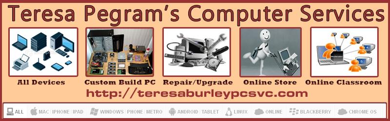 Teresa Pegram's Computer Services