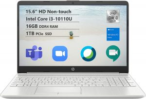 HP 15-DW1024 Budget Notebook